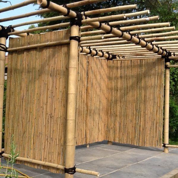 Natural moso poles bamboo for Moso bamboo prezzi