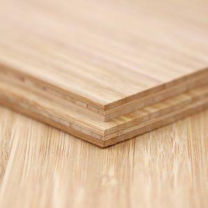 surface of 7mm bamboo veneer