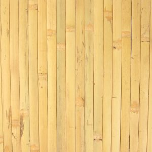 raw natural panelling unrolled to show surface pattern of multiple slats