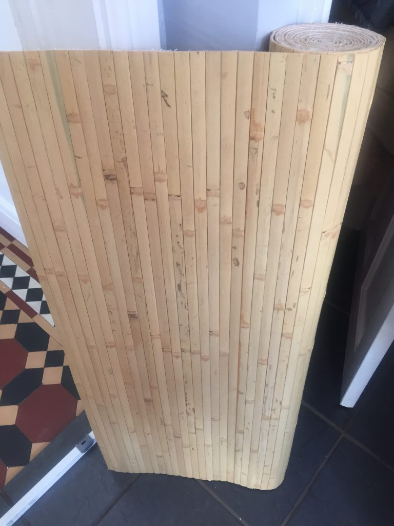 UK Bamboo supplies - 100% Design 2018