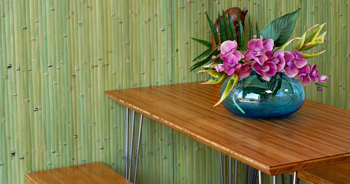UK Bamboo supplies - Bespoke Furniture