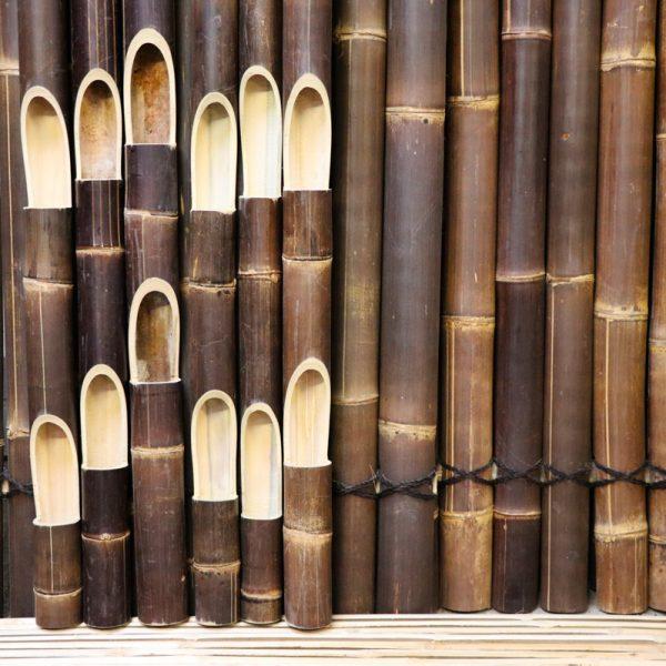 Javan Black Bamboo Poles