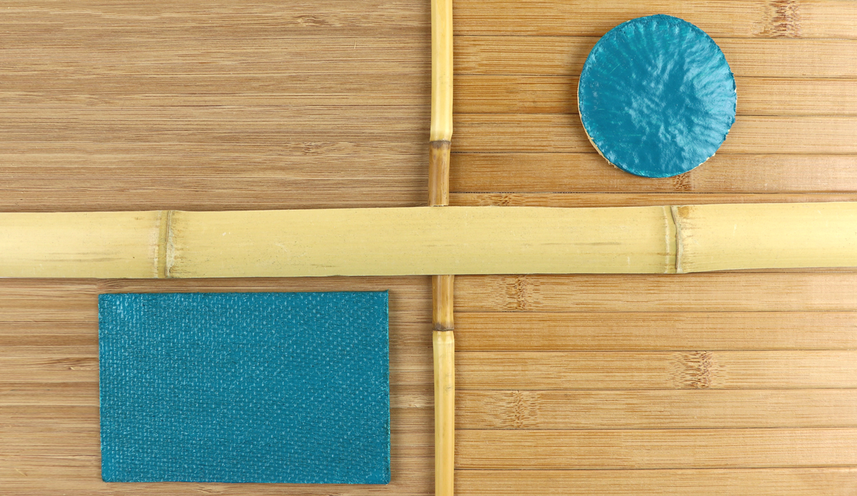 UK Bamboo supplies - 5 Colours to Pair with Bamboo