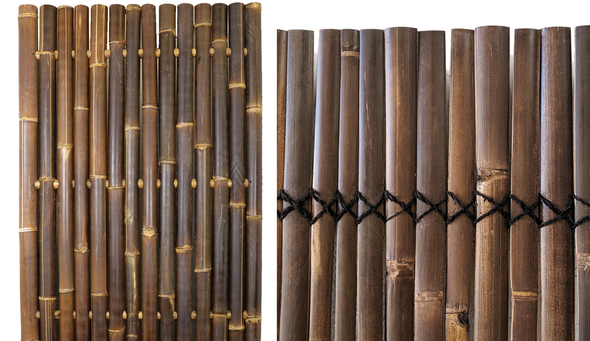UK Bamboo supplies - How to update walls, boundaries and balconies with bamboo