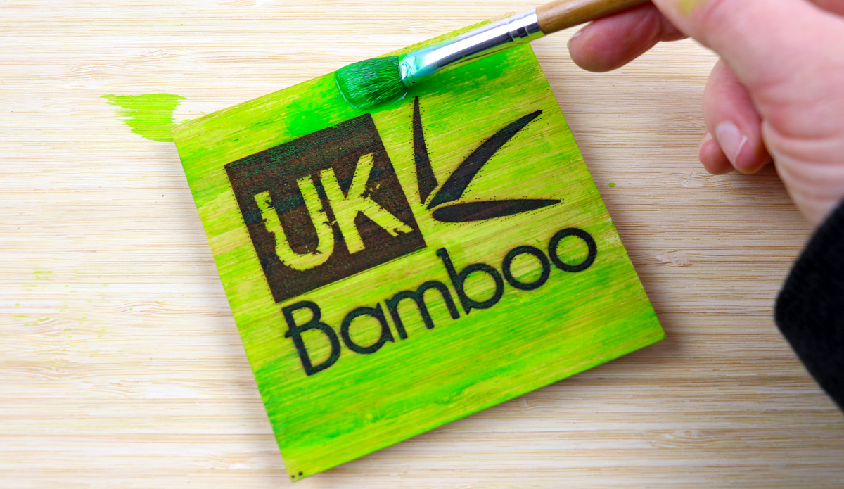 UK Bamboo supplies - The Secret to Transforming Bamboo Boards using this Simple Technique